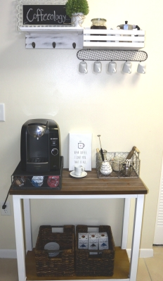 Coffee Station Complete