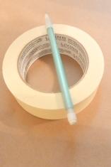 Tape &Pencil