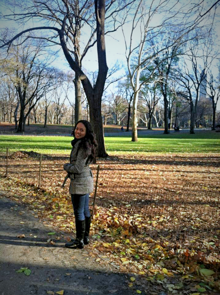 Central Park 2012